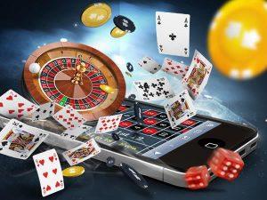 Jeux casino en ligne: Baccarat, BlackJack, Roulette, Machines a sous